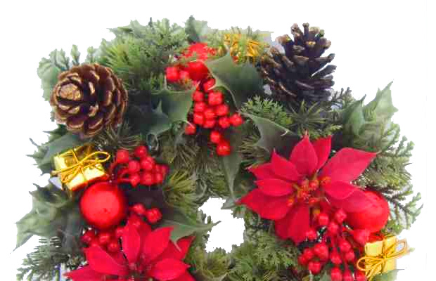 Christmas Wreaths horwich and bolton sales